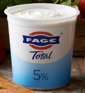Fage 5% Greek Yogurt on Keto