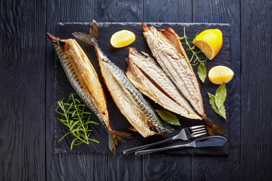 fatty keto fish